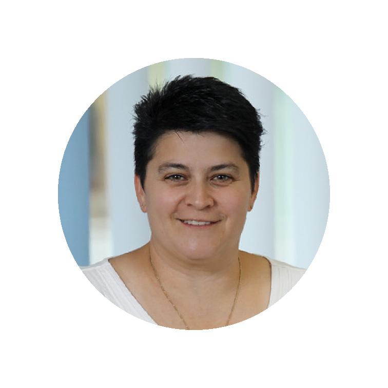 Nadja Lehmann-Hirt Sekretariat und Geschäftsleitung