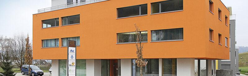 Sitz der Hirt Umwelttechnik AG in Moosleerau (AG)